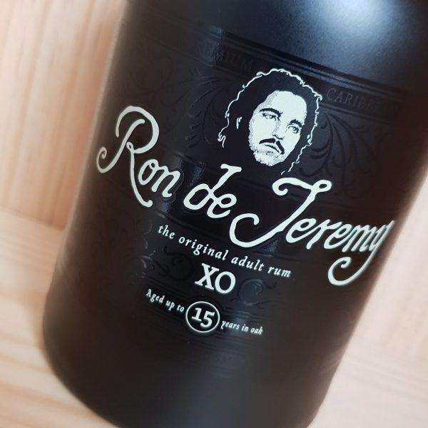 Ron de Jeremy XO – rum pouze pro dospělé