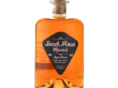 Beach House Spiced – netradiční mauricijský rum