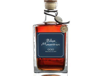 Rum Blue Mauritius Gold – prémiový rum z ostrova zalitého sluncem
