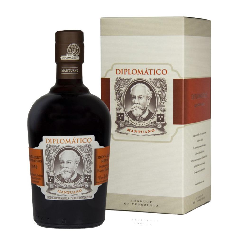 Diplomatico Mantuano – rum na počest výjimečného muže