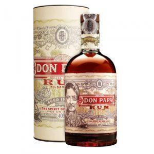 Rum Don Papa tuba