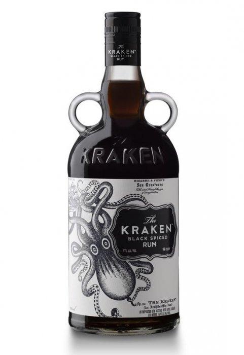 Kraken Black Spiced  0,7l 40%