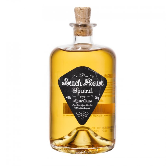 Beach House Rum Gold Spiced  0,7l 40%