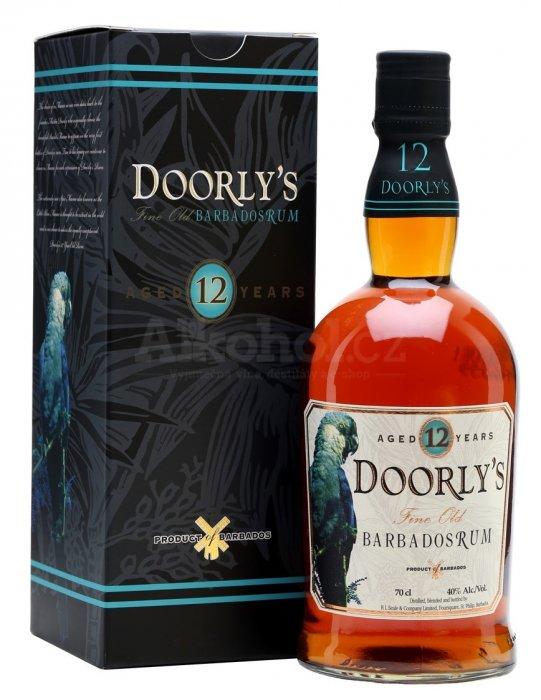 Doorly's 12y 0,7l 40%