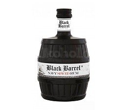 A.H.Riise Black Barrel Spiced  0,7l 40%