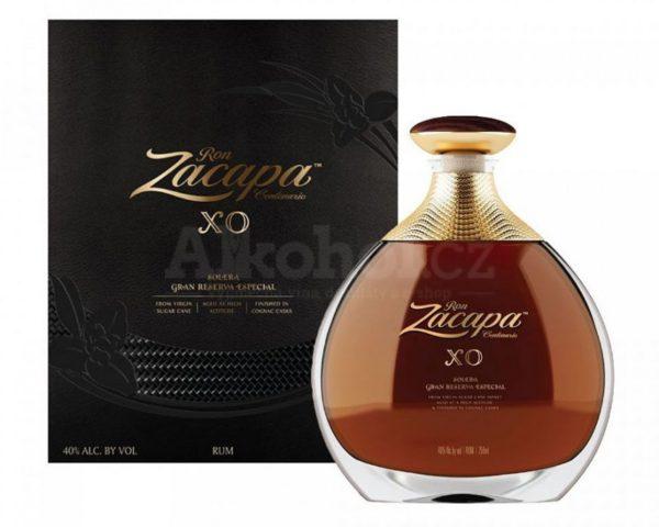 Ron Zacapa Centenario XO 25y 0,7l 40%
