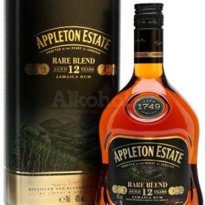 Appleton Rare 12y 0,7l 43%