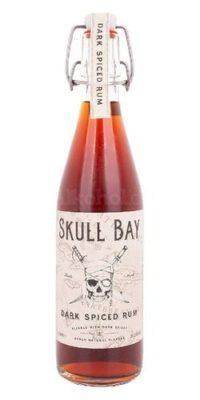 Skull Bay Rum Spiced  0,5l 37,5%