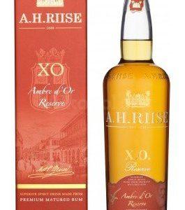 A.H.Riise XO Ambre d'Or 0,7l 42%