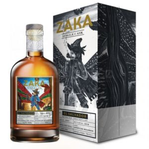 Zaka El Salvador 2007 0,7l 42% L.E.