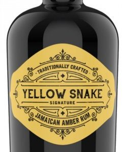 Yellow Snake Rum 0,7l 40%