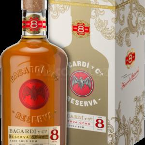 Bacardi Reserva Ocho 0,7l 40% GB