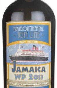 Trans Continental  Rum Line Jamaica 2013 0,7l 57% GB