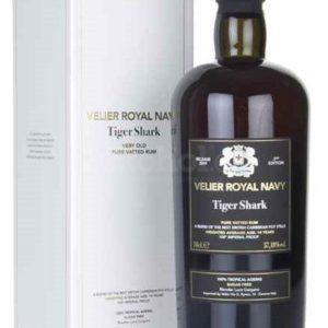 Velier Royal Navy Tiger Shark 0,7l 57,18% GB