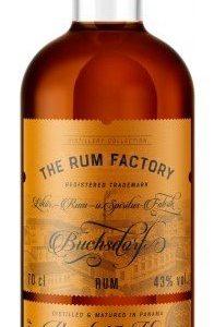 The Rum Factory 15y 0,7l 43%