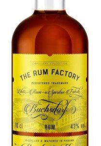 The Rum Factory 12y 0,7l 43%
