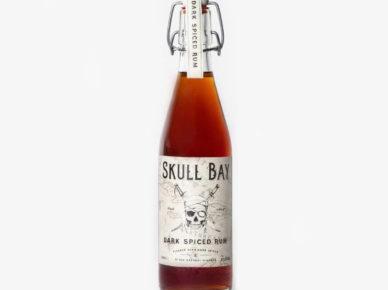 Recenze rumu Skull Bay Rum Spiced