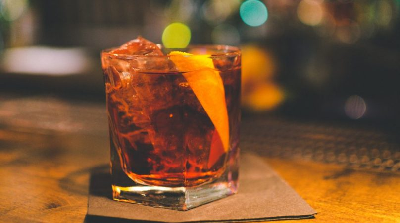 Recept na osvěžující rumový drink Papa Ernesto