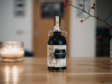 Rum Kraken a jeho recenze