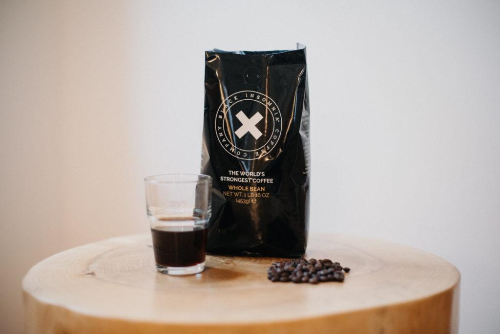 Káva Black Insomnia