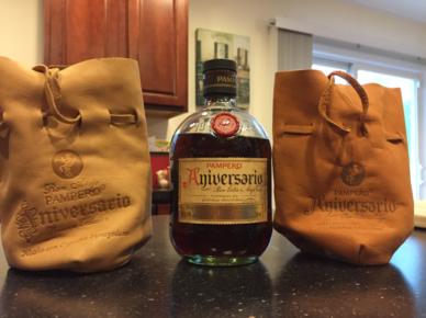 Pampero Aniversario Reserva Exclusiva aneb jeden oblíbený rum a jeho recenze