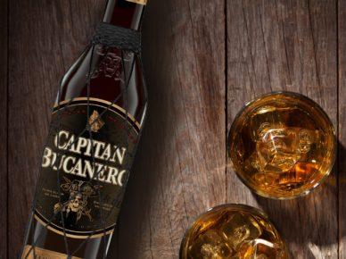 Recenze rumu Capitan Bucanero Elixir