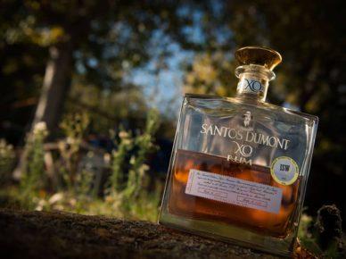 Recenze Santos Dumont Rum XO