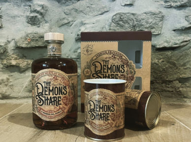Rum The Demons Share a jeho recenze