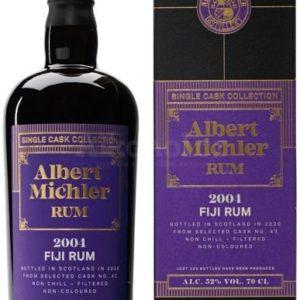 Albert Michler Single Cask Fiji 16y 2004 0,7l 52% GB