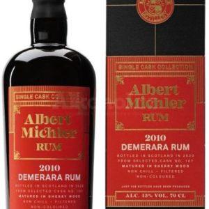 Albert Michler Single Cask Demerara 10y 2010 0,7l 45% GB
