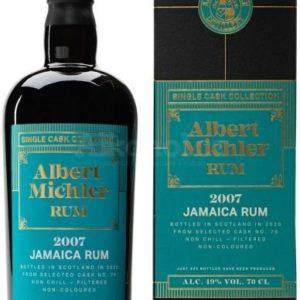Albert Michler Single Cask Jamaica 13y 2007 0,7l 49% GB