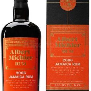Albert Michler Single Cask Jamaica 14y 2006 0,7l 51% GB