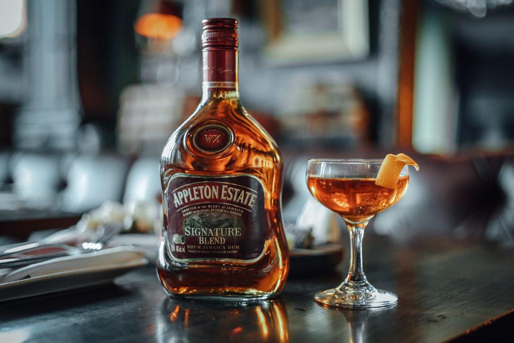Recenze rumu Appleton Estate Signature Blend VX Jamaican Rum
