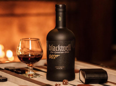 Rum Blackwell 007 Limited Edition, který musí ochutnat každý fanoušek Bonda
